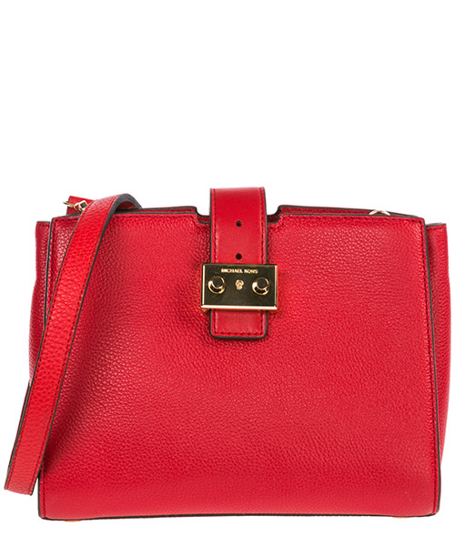 Crossbody bags Michael Kors Bond 30S7GB6M2L bright red