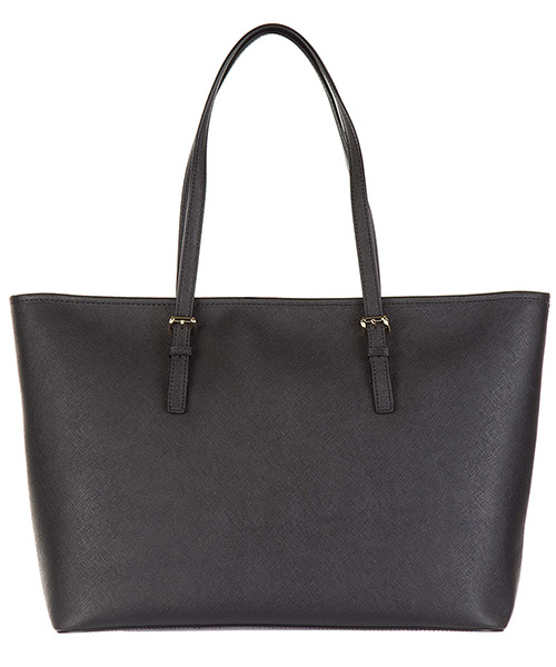 Borsa donna a spalla shopping in pelle jet set travel tote secondary image