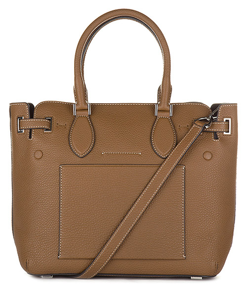Borsa donna a mano shopping in pelle rogers secondary image