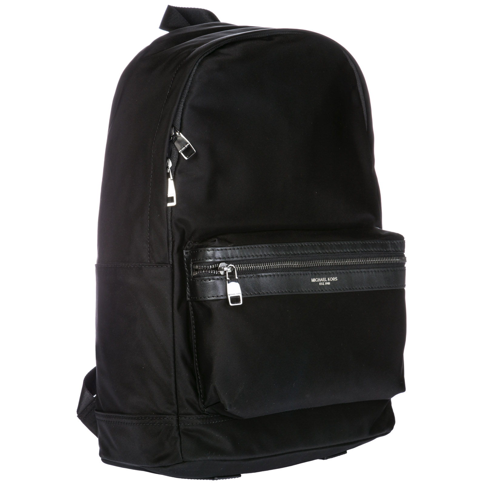 15d07b0c4b4d Backpack Michael Kors Kent 33F5LKNB2C 001 black   FRMODA.com