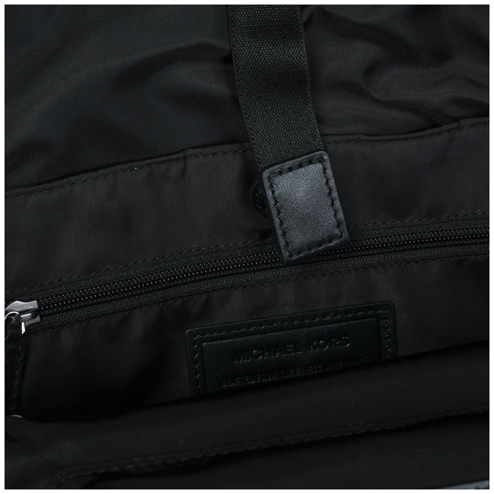 Zaino Michael Kors Kent 33F5LKNB2C 001 black  25d996795fb