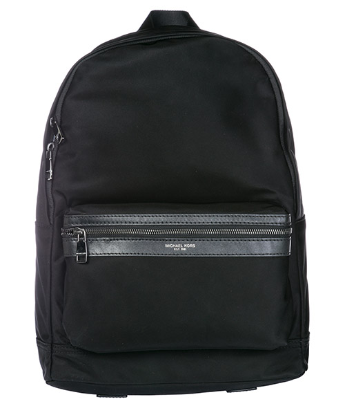 Backpack Michael Kors Kent 33F5LKNB2C 001 black