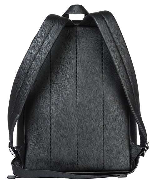 Men's leather rucksack backpack travel  bryant secondary image