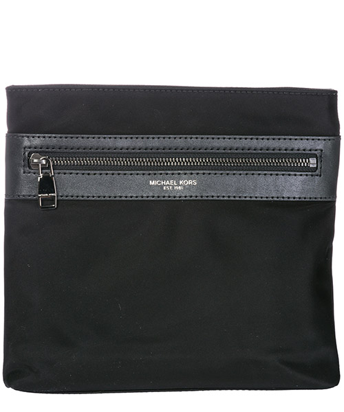 Crossbody bag Michael Kors Kent 33S6LKNC5C 001 black