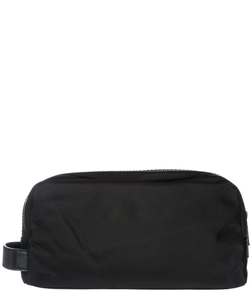 Men's travel toiletries beauty case wash bag in nylon kent secondary image