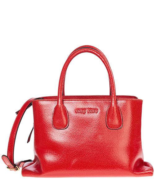 Handbags Miu Miu craquelé 5ba1472_b75_f0011 rosso