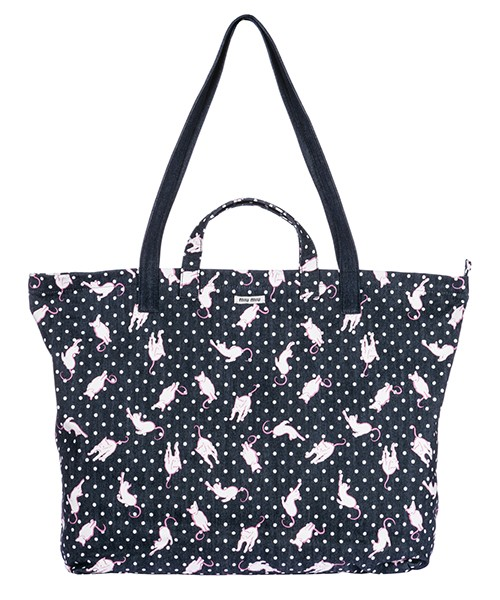 Shopping bag Miu Miu 5BG108_2EU0_F0V88_V_OOO blu/bianco