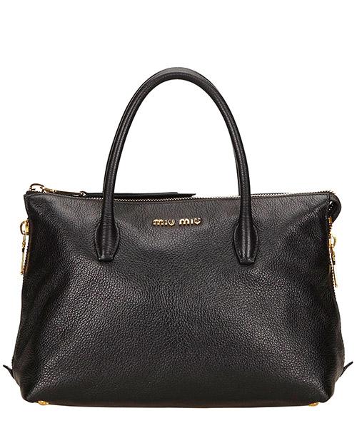 Handtaschen Miu Miu Pre-Owned 6emmhb003 nero