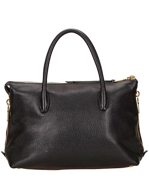 Leder handtasche damen tasche bag secondary image