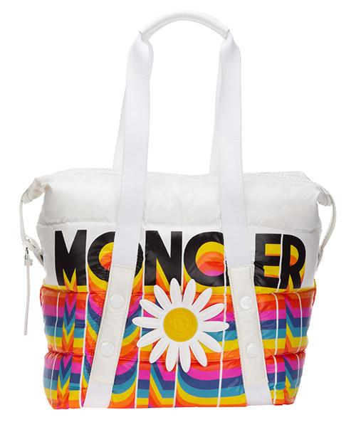 Bolsa de asa larga Moncler Genius 0060900539S0090 bianco