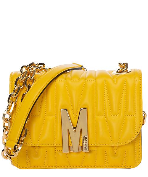 Umhängetasche Moschino m a742980020028 giallo