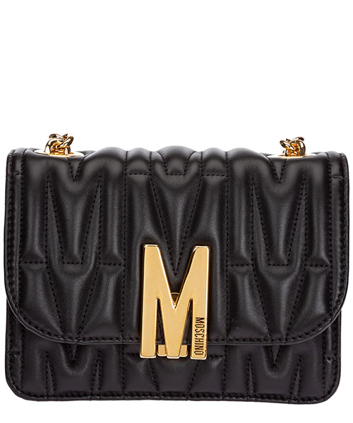 Shoulder bag Moschino m A742980021555 nero