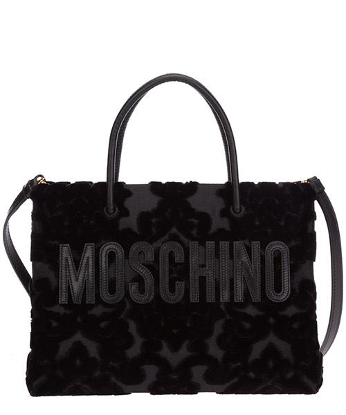 Handbags Moschino 2A755682191555 nero