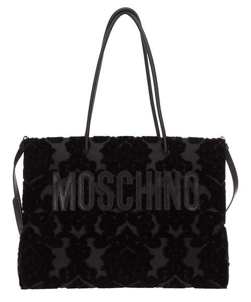 Shoulder bag Moschino A755782191555 nero