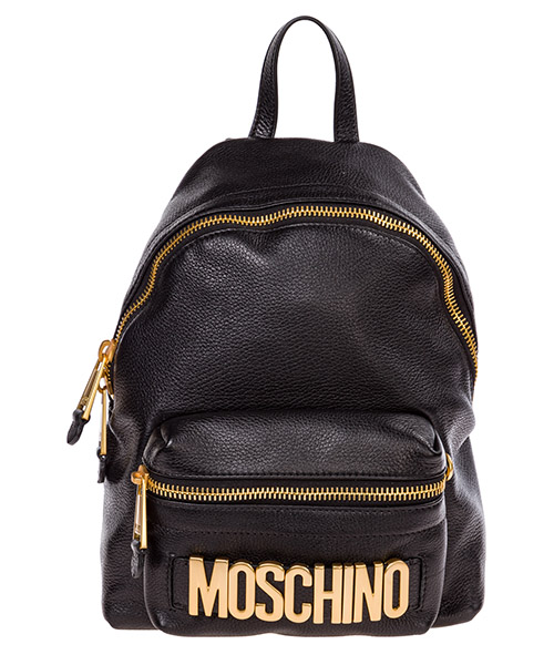 Backpack Moschino A760280030555 nero