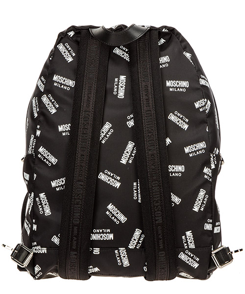 Rucksack backpack travel  logo all over secondary image