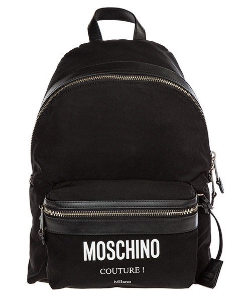Backpack Moschino A760682012555 nero