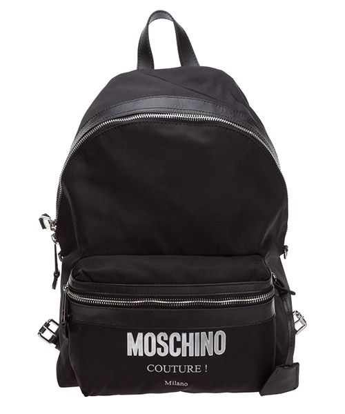 Backpack Moschino A760782052555 nero