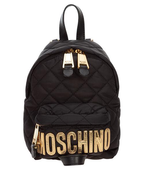 Rucksack Moschino a760982012555 nero