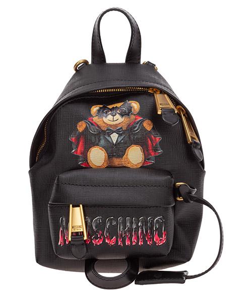 Рюкзаки Moschino A763782101555 nero