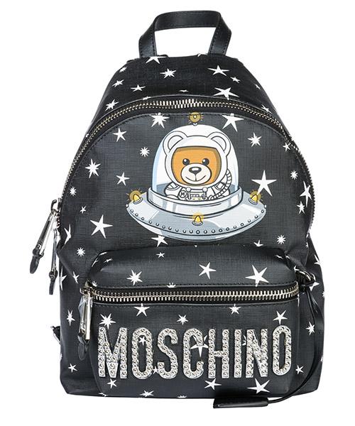 Mochilas Moschino Ufo Teddy A764182101555 nero
