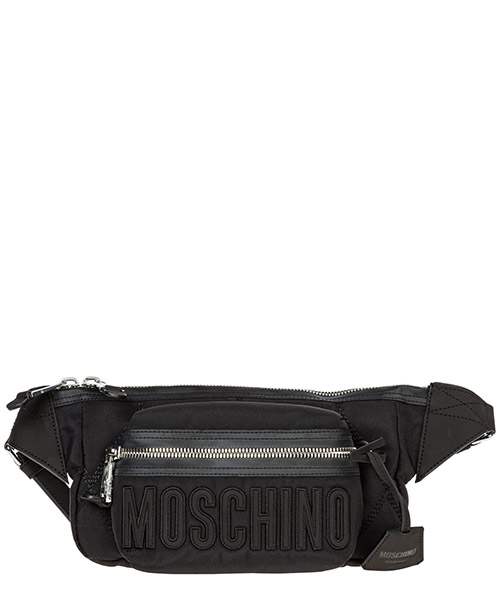 Bum bag Moschino A770182011555 nero