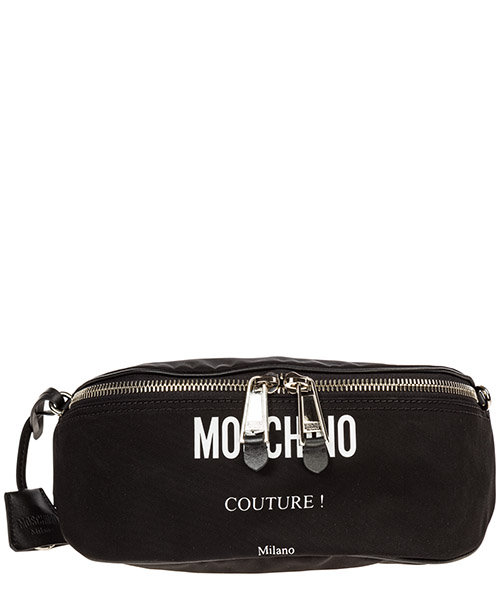 Bum bag Moschino A770482012555 nero