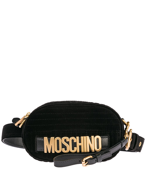 Bum bag Moschino A771182111555 nero