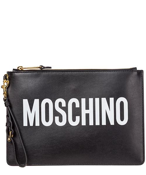 Clutch bag Moschino A840580011555 nero