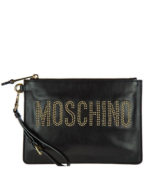Clutch bags Moschino A 8415 8001 0555 nero