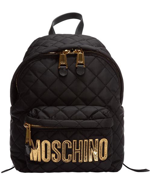 Rucksack Moschino b760882012555 nero