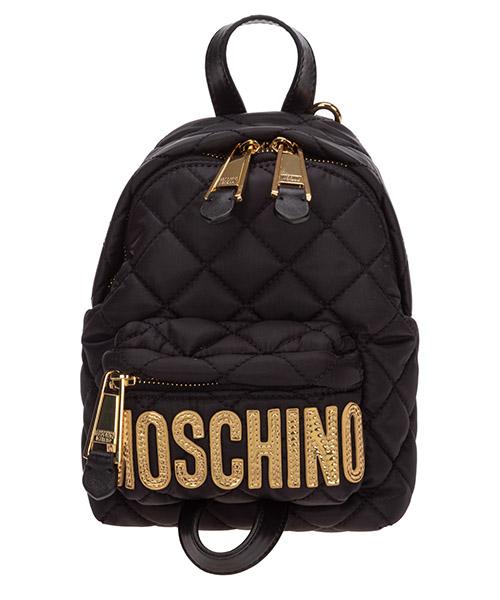 Rucksack Moschino b760982012555 nero