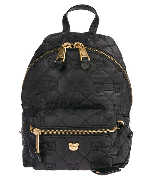 Backpack Moschino B762182081555 nero