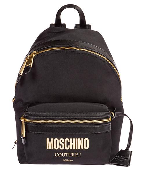 Rucksack Moschino B763882051555 nero
