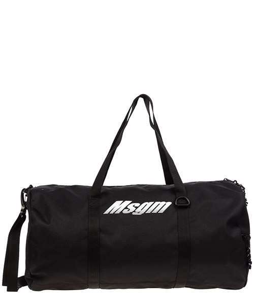 Gym bag MSGM 2740mz025 400 nero