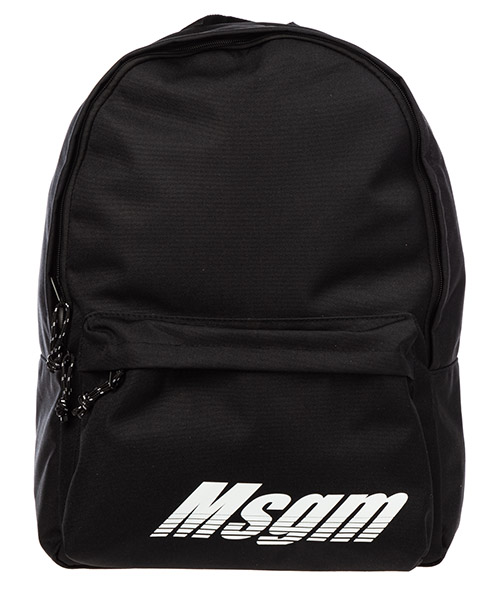 Backpack MSGM 2740mz200 400 nero