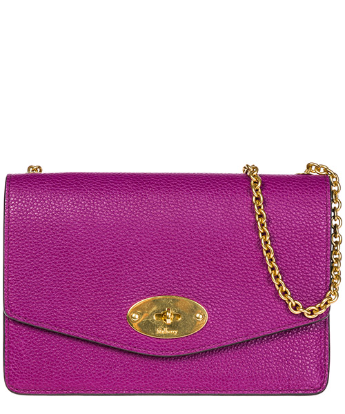 Crossbody bag Mulberry RL4606 205V150 viola