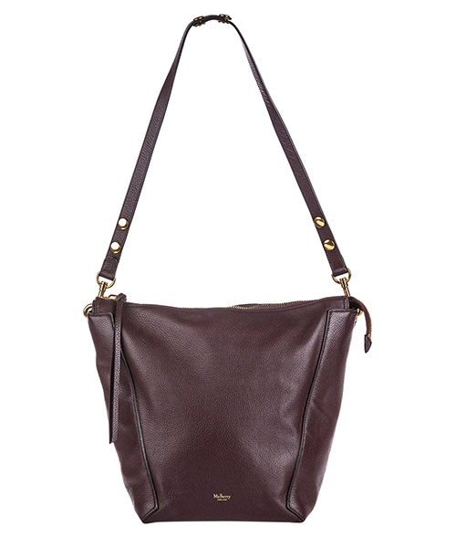 Schultertasche Mulberry Pre-Owned 9dmbsh002 marrone