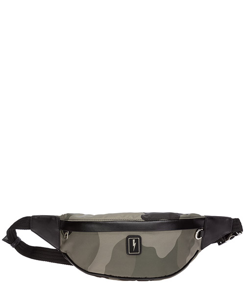Bum bag Neil Barrett PBBO271DP9102-456 verde