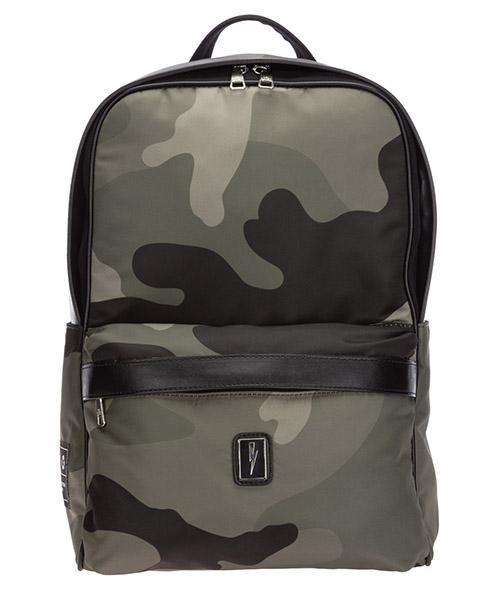 Backpack Neil Barrett PBBO273DP9102-456 verde
