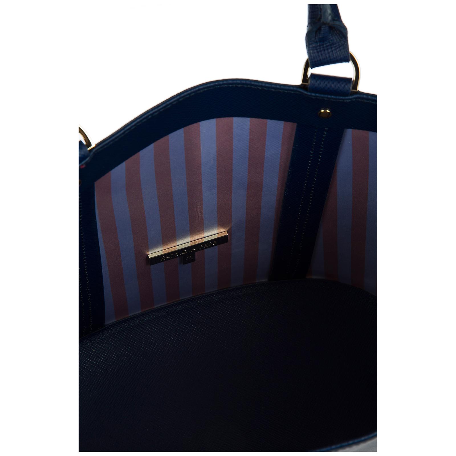 4f69b3c49580 Bucket bag Patrizia Pepe 2V6978 A2PU XP39 blue   geometric coral ...