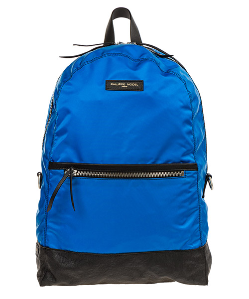 Backpack Philippe Model Ale A79IALEUW003 blu