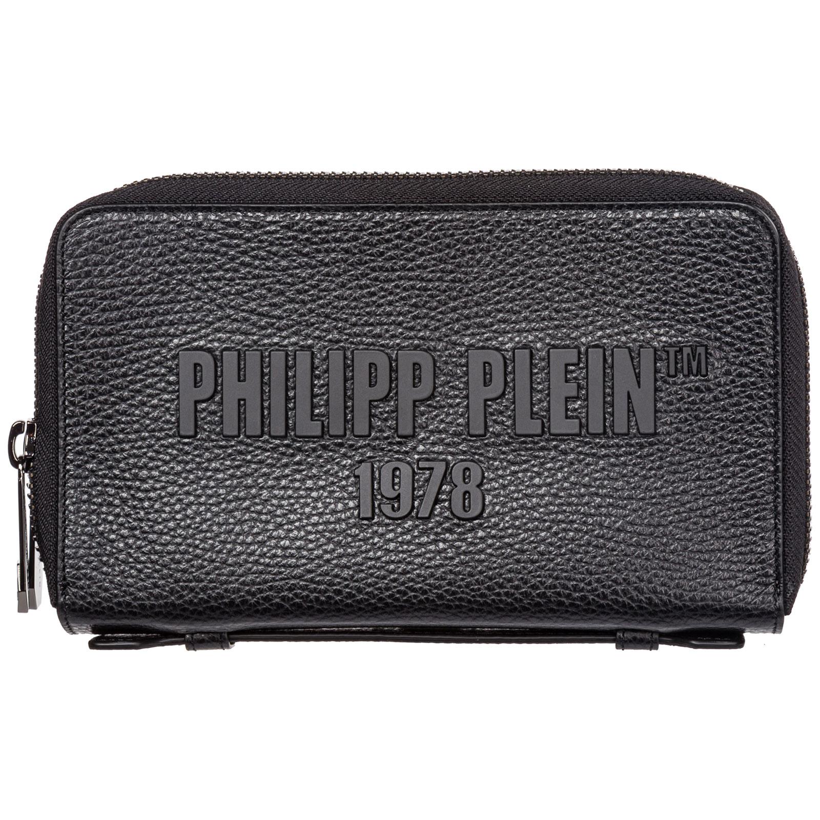 Philipp Plein MEN'S BRIEFCASE DOCUMENT HOLDER WALLET PP1978
