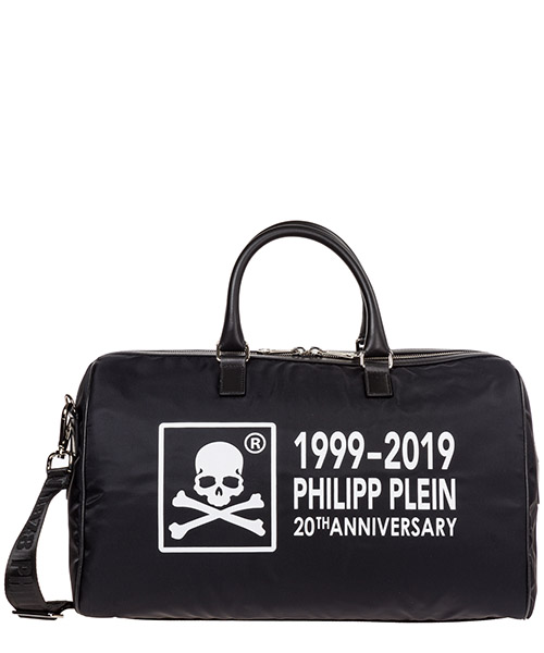 Duffle bag Philipp Plein Anniversary 20th A19A-MBD0179_PLE096N_02 black