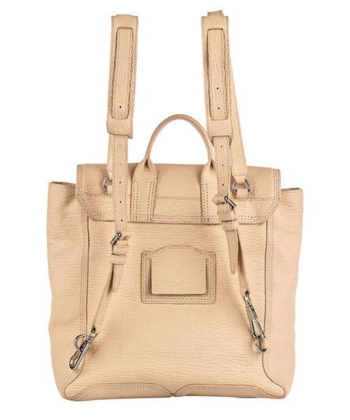 Leder rucksack damen tasche schulrucksack secondary image