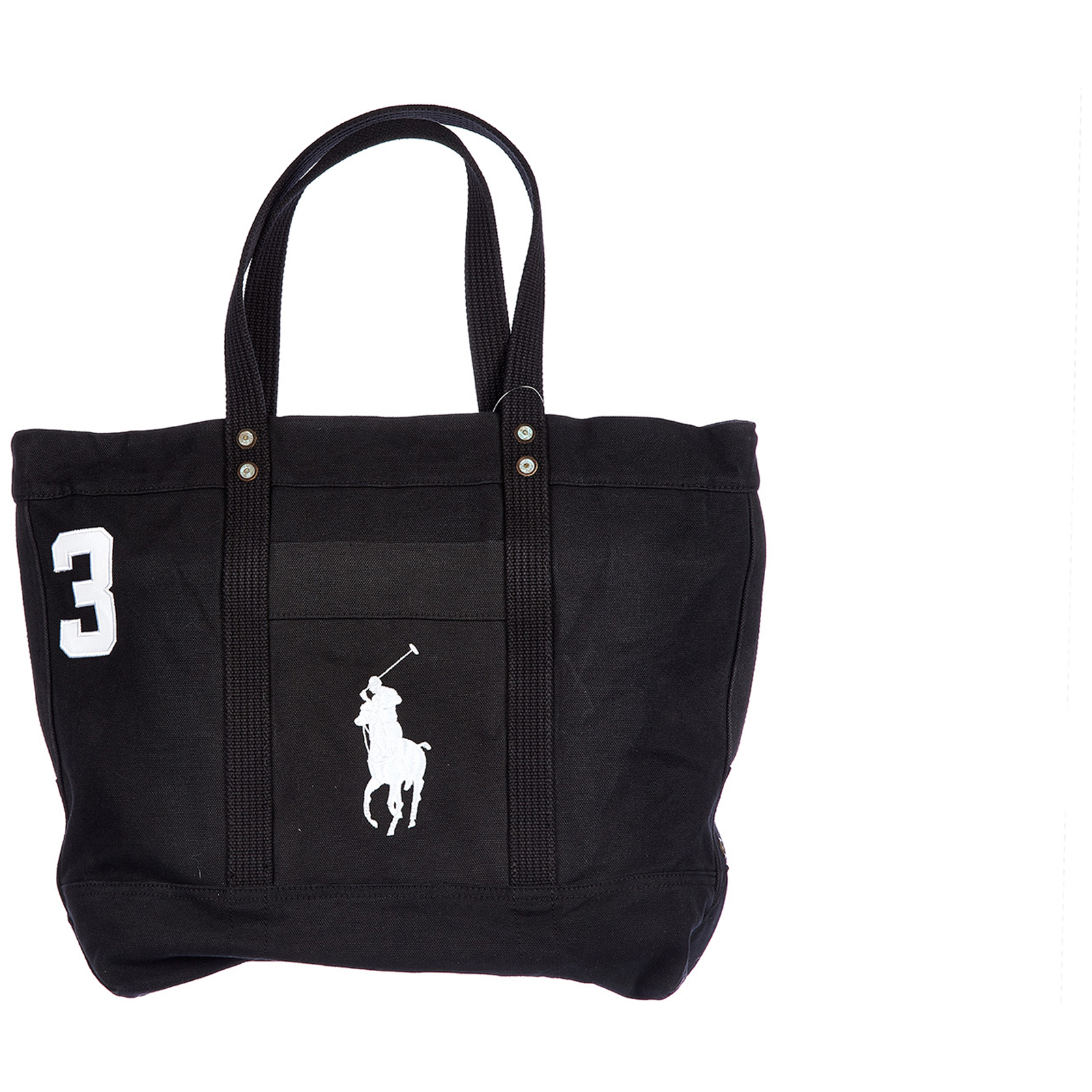 2a42ca4d3636d Shopping bag Polo Ralph Lauren A92 AL336 C5079 V003 nero