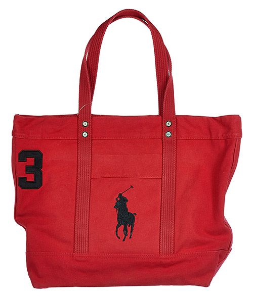 Shopping Bag Polo Ralph Lauren A92 AL336 C5079 V69 rosso