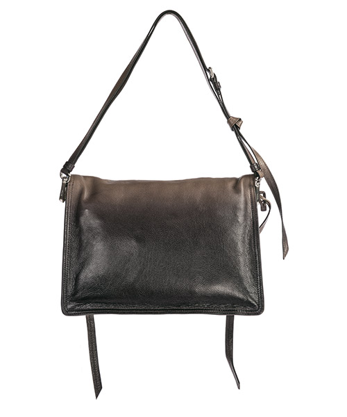 Women's leather shoulder bag etiquette secondary image