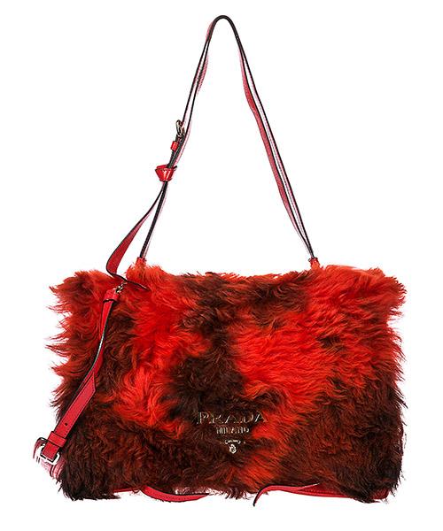 Shoulder bag Prada 1BD0882BOCF0OR1 rosso