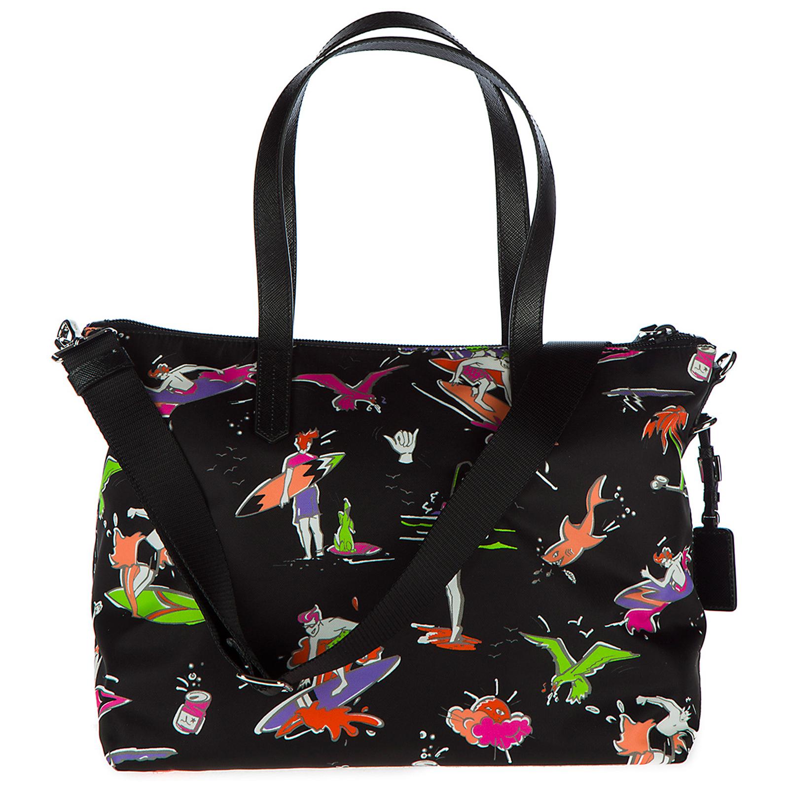 827f62d5e8 Shopping bag Prada 1BG061_2EM4_F0002 nero | FRMODA.com